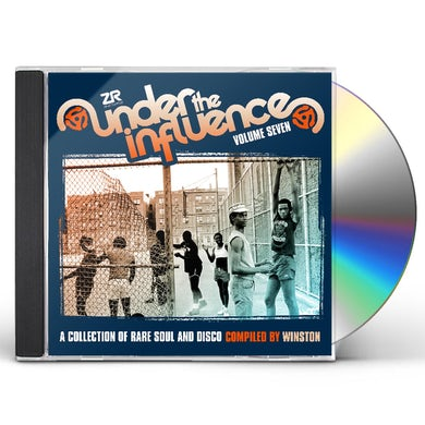 Winston UNDER THE INFLUENCE VOLUME SEVEN CD