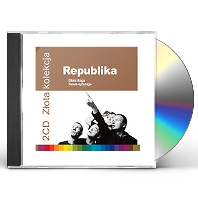 Republika ZLOTA KOLEKCJA 1 & 2 CD