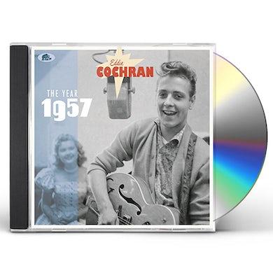 Eddie Cochran YEAR 1957 CD