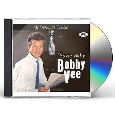 Bobby Vee DRUGSTORE'S ROCKIN': SUZIE BABY CD