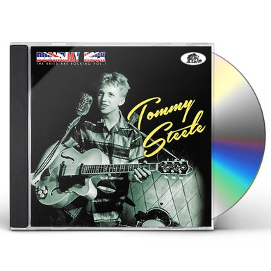 Tommy Steele DOOMSDAY ROCK: THE BRITS ARE ROCKING 1 CD