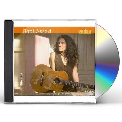 Badi Assad ONDAS CD