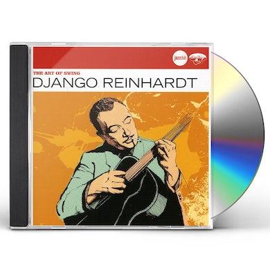 Django Reinhardt JAZZ CLUB-THE ART OF S CD
