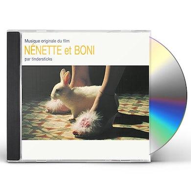Tindersticks NENETTE ET BONI CD