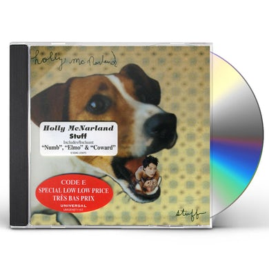 Holly McNarland STUFF CD