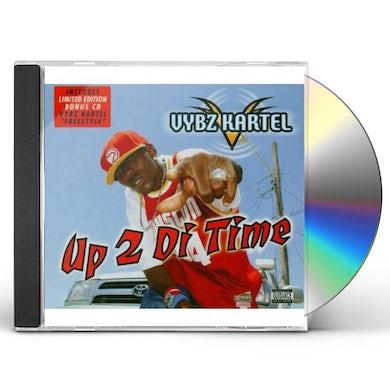 UP 2 DI TIME CD