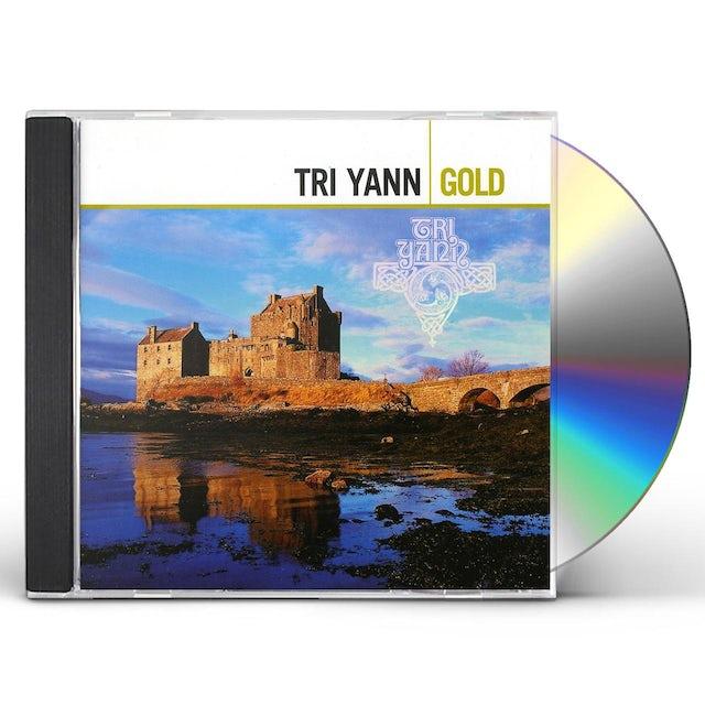 Tri Yann GOLD CD
