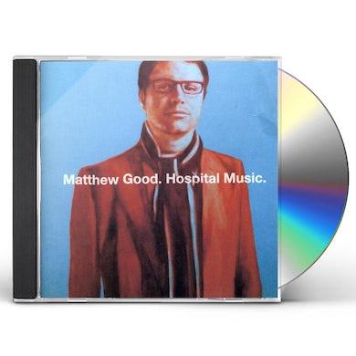 Matthew Good HOSPITAL MUSIC CD
