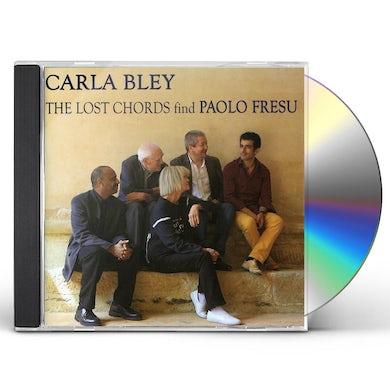 Carla Bley LOST CHORDS FIND PAOLO FRESU CD