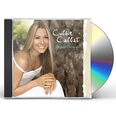 Colbie Caillat BREAKTHROUGH CD