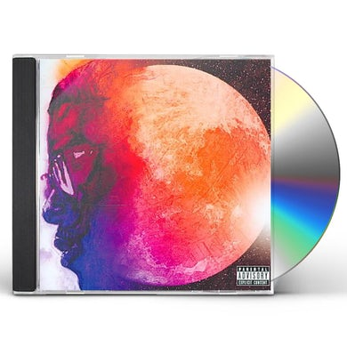 Kid Cudi MAN ON THE MOON: THE END OF DAY CD