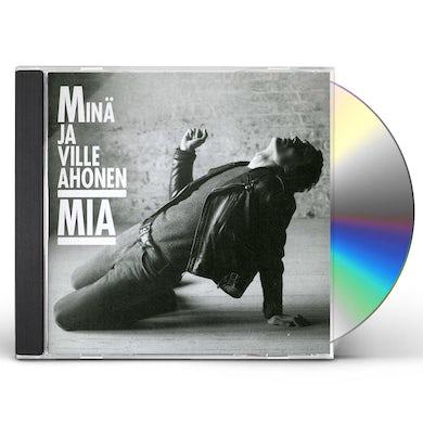 Mina Ja Ville Ahonen MIA CD