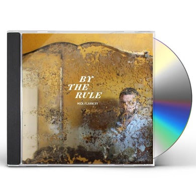 Mick Flannery BY THE RULE CD