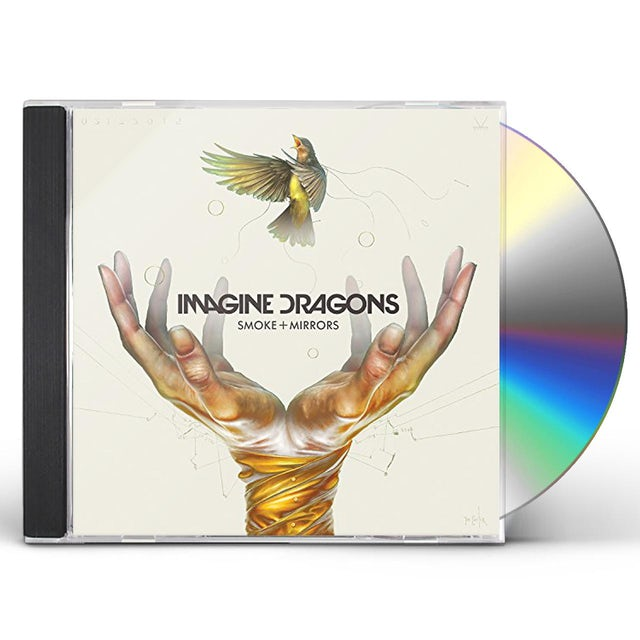 Imagine Dragons SMOKE + MIRRORS: DELUXE EDITION CD