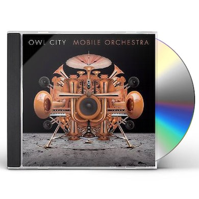 Owl City MOBILE ORCHESTRA CD