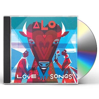 Alo LOVE SONGS CD