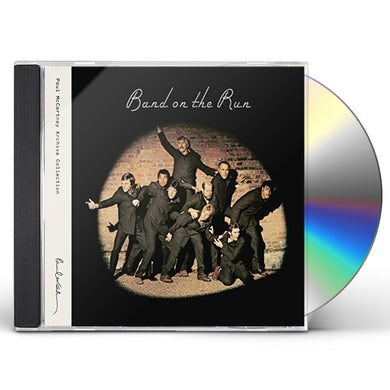 Paul McCartney & Wings BAND ON THE RUN CD