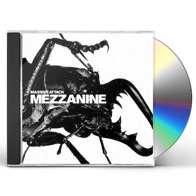 Massive Attack Mezzanine (2 CD)(Deluxe) CD