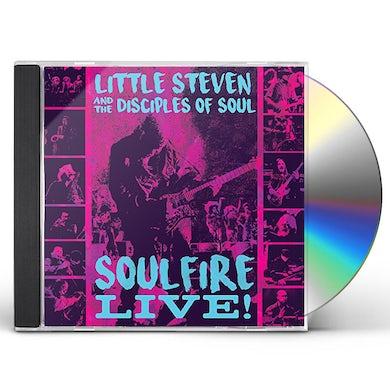 Little Steven SOULFIRE LIVE CD