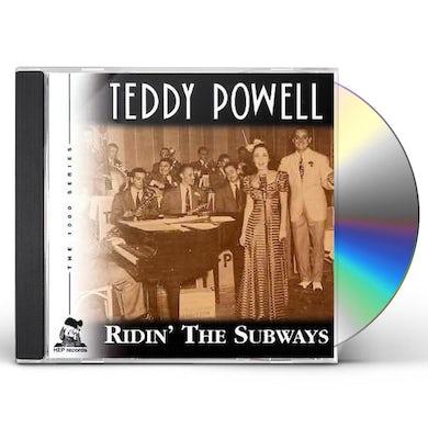 Teddy Powell RIDIN THE SUBWAYS CD