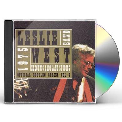 Leslie West ELECTRIC LADYLAND STUDIOS 1975 CD