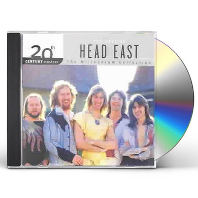 Head East 20TH CENTURY MASTERS: MILLENNIUM COLLECTION CD