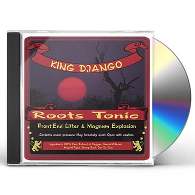 King Django ROOTS TONIC CD
