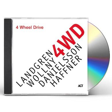 Michael Wollny / Nils Landgren / Wolfgang Haffner FOUR WHEEL DRIVE CD