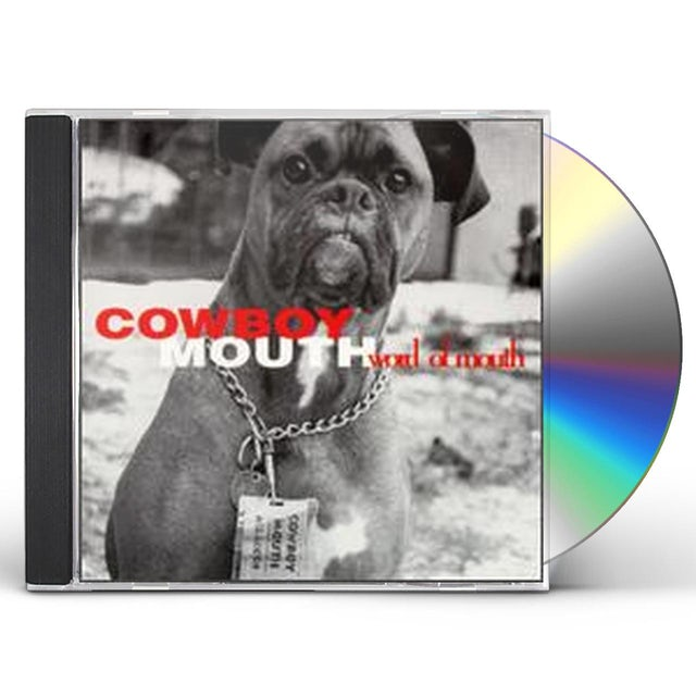 Cowboy Mouth WORD OF MOUTH CD