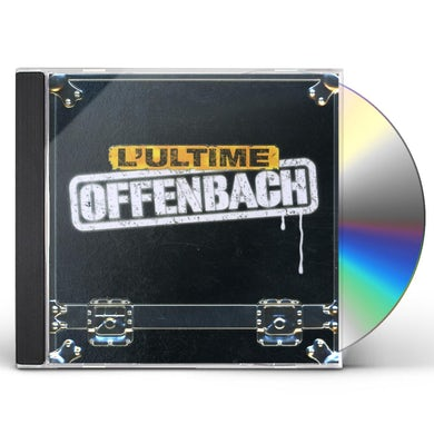 Offenbach LULTIME CD
