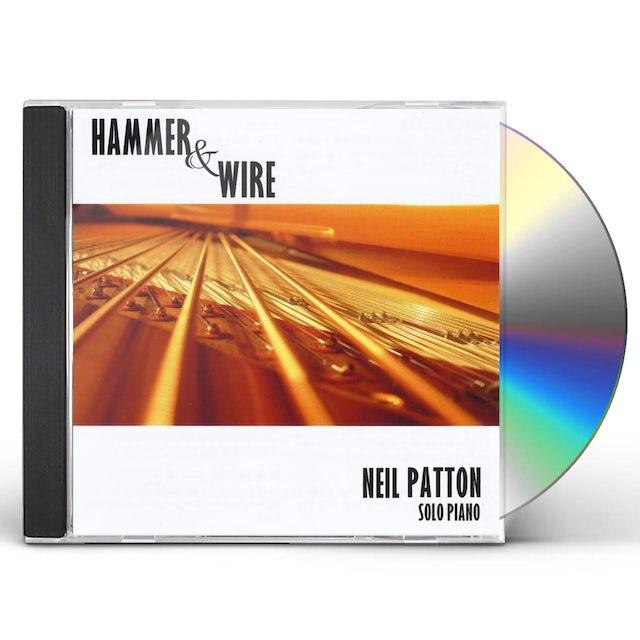 Neil Patton HAMMER & WIRE CD
