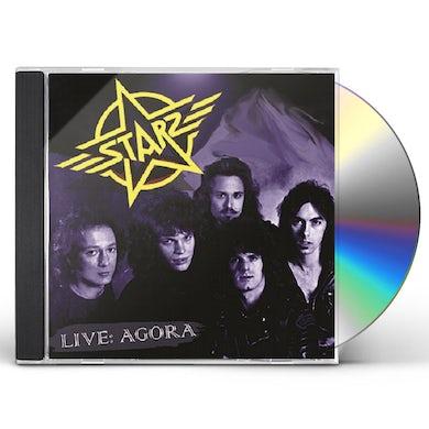 Starz Live: Agora CD