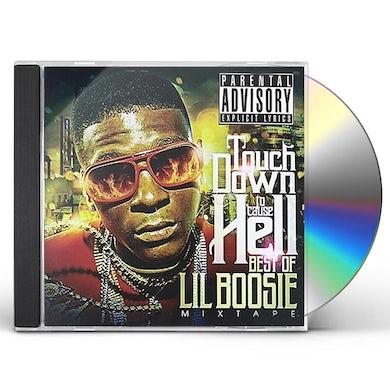 Boosie Badazz TOUCHDOWN 2 CAUSE HELL CD