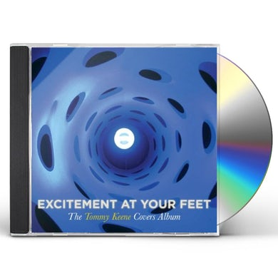 Tommy Keene EXCITEMENT AT YOUR FEET CD