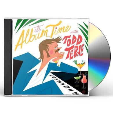 Todd Terje IT'S ALBUM TIME CD
