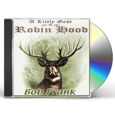 Bob Frank LITTLE GEST OF ROBIN HOOD CD