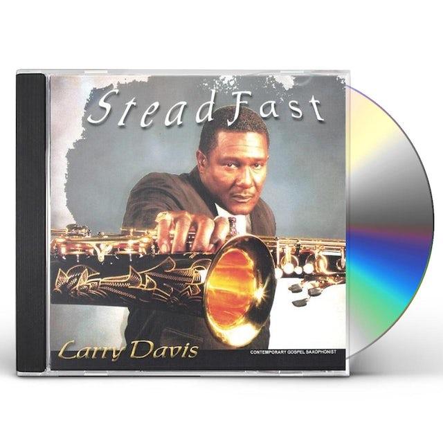 Larry Davis STEADFAST CD
