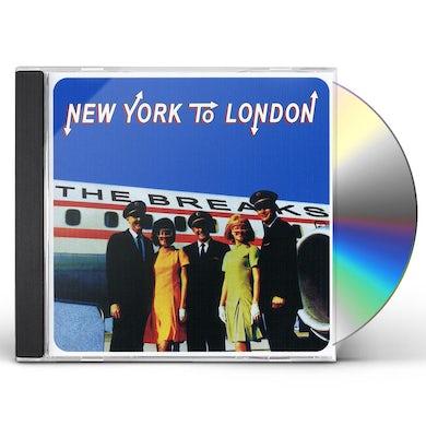 Breaks NEW YORK TO LONDON CD