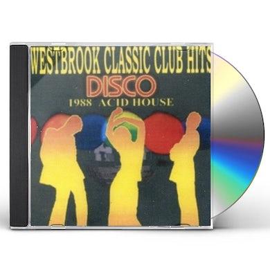Bam Bam WESTBROOK CLASSIC CLUB HITS CD