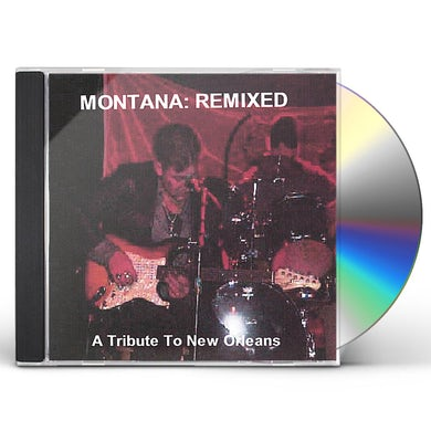 Montana REMIXED CD