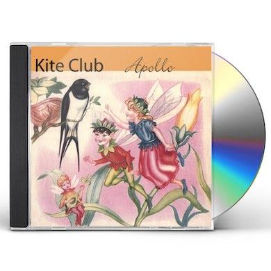 Kite Club APOLLO CD