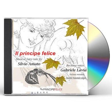 Silvio Amato IL PRINCIPE FELICE (THE HAPPY PRINCE- ITALIAN VERS CD