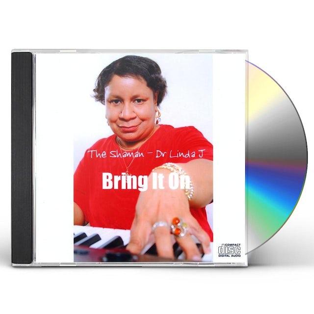Shaman BRING IT ON CD