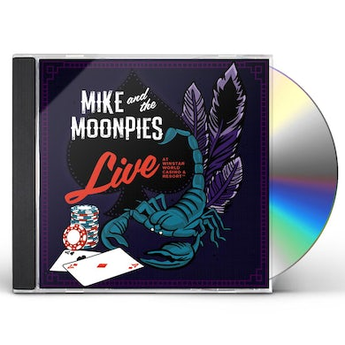 MIKE & THE MOONPIES LIVE AT WINSTAR WORLD CASINO & RESORT CD