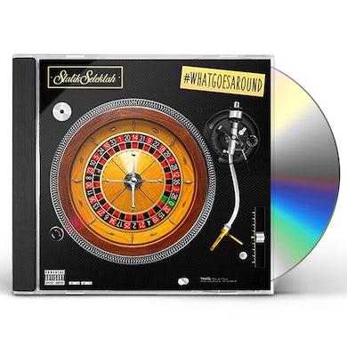 Statik Selektah WHAT GOES AROUND CD