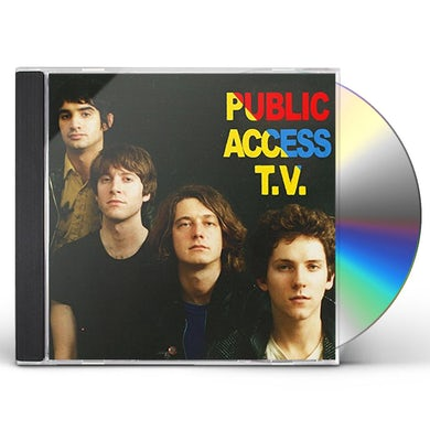 PUBLIC ACCESS TV NEVER ENOUGH CD