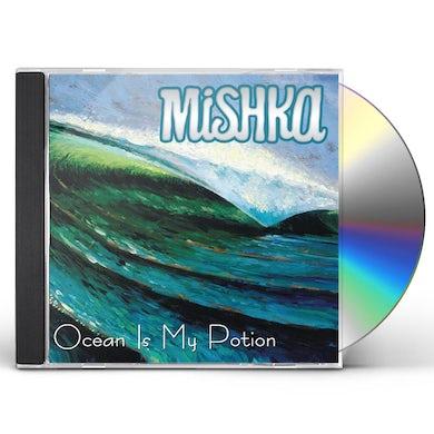Mishka OCEAN IS MY POTION CD