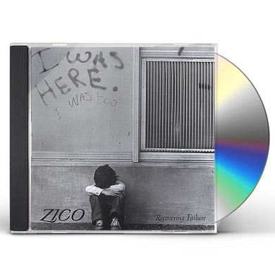 Zico RECOVERING FAILURE CD