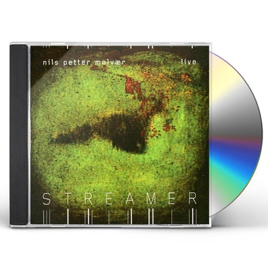 Nils Petter Molvaer STREAMER CD