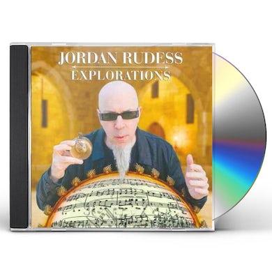 Jordan Rudess EXPLORATIONS CD
